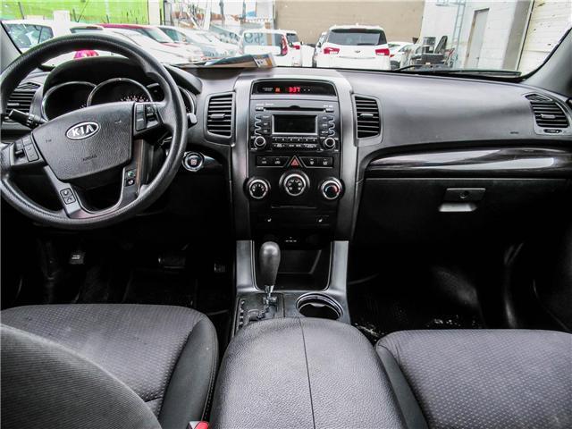 2011 Kia Sorento LX V6 (Stk: T18510A) in Toronto - Image 11 of 18