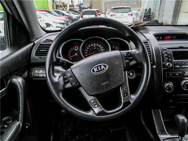2011 Kia Sorento LX V6 (Stk: T18510A) in Toronto - Image 12 of 18