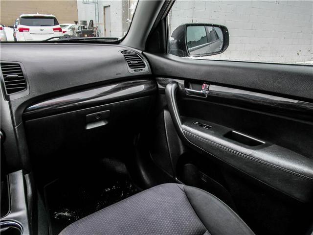 2011 Kia Sorento LX V6 (Stk: T18510A) in Toronto - Image 14 of 18