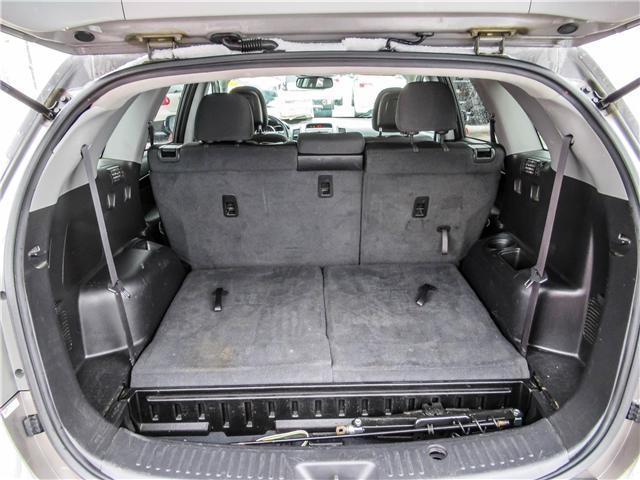 2011 Kia Sorento LX V6 (Stk: T18510A) in Toronto - Image 15 of 18