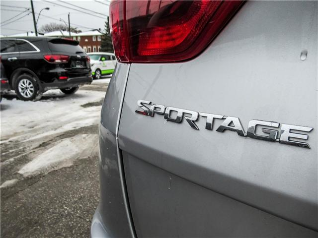 2017 Kia Sportage LX (Stk: P446) in Toronto - Image 17 of 22