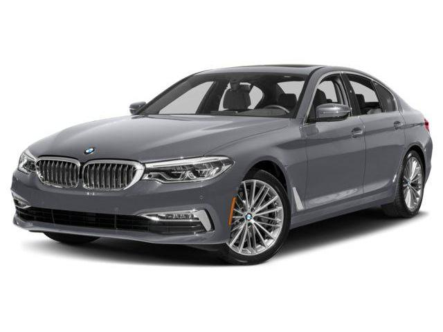 2019 BMW 540i xDrive (Stk: 19346) in Thornhill - Image 1 of 9