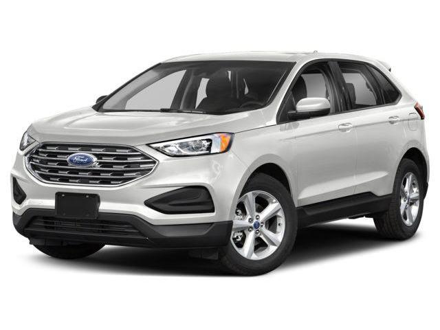 2019 Ford Edge SEL (Stk: K-505) in Calgary - Image 1 of 9