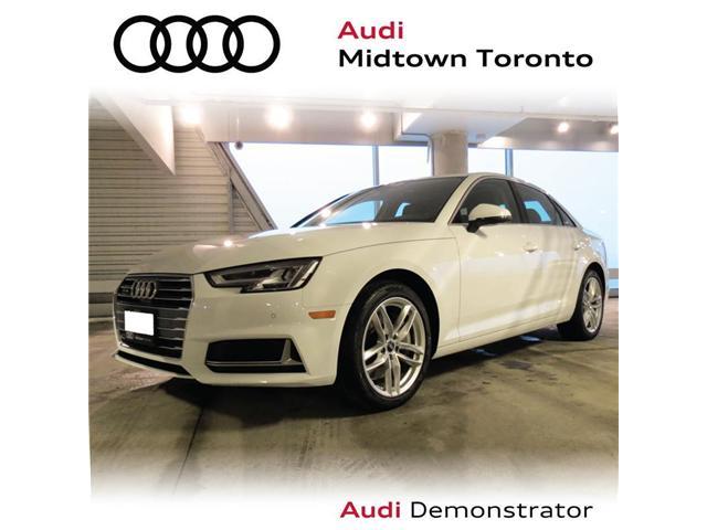 2019 Audi A4 45 Tecknik (Stk: AU6027) in Toronto - Image 1 of 22