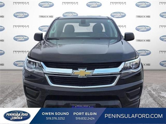 2017 Chevrolet Colorado WT (Stk: 18FE589A) in Owen Sound - Image 2 of 23