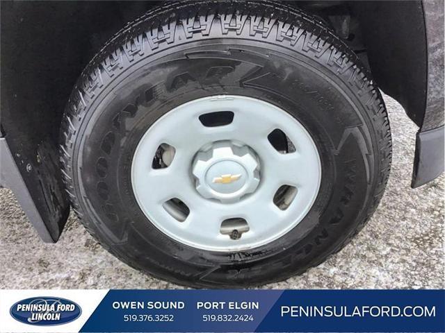 2017 Chevrolet Colorado WT (Stk: 18FE589A) in Owen Sound - Image 6 of 23