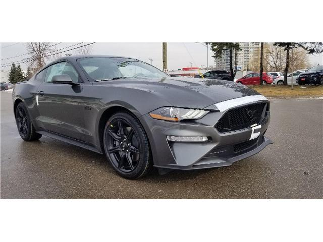 2019 Ford Mustang  (Stk: 19MU0703) in Unionville - Image 1 of 12