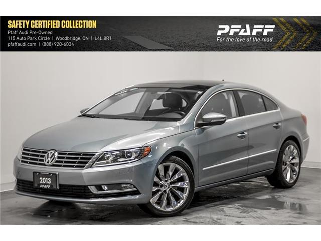 2013 Volkswagen CC Highline (Stk: C6419A) in Woodbridge - Image 1 of 17
