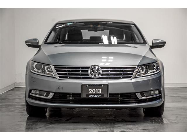 2013 Volkswagen CC Highline (Stk: C6419A) in Woodbridge - Image 2 of 17
