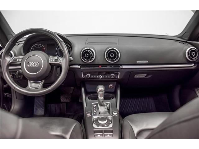 2016 Audi A3 2.0T Komfort (Stk: C6532) in Woodbridge - Image 9 of 19
