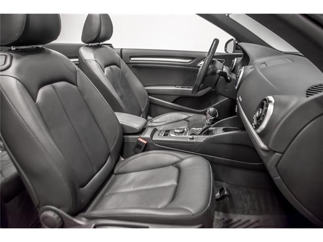 2016 Audi A3 2.0T Komfort (Stk: C6532) in Woodbridge - Image 11 of 19