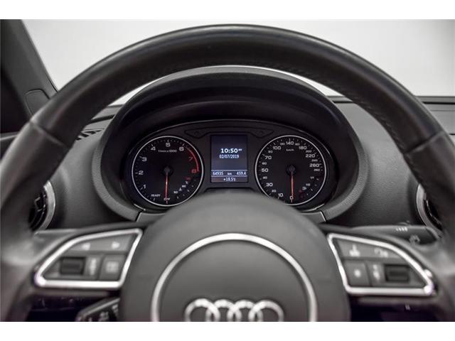 2016 Audi A3 2.0T Komfort (Stk: C6532) in Woodbridge - Image 14 of 19