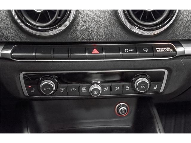 2016 Audi A3 2.0T Komfort (Stk: C6532) in Woodbridge - Image 16 of 19