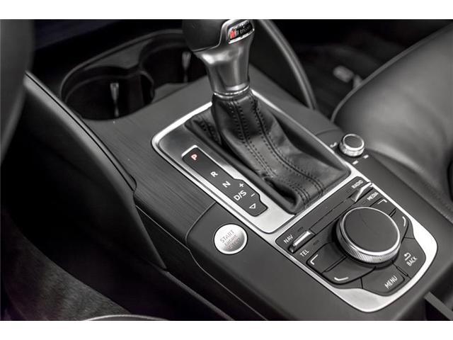2016 Audi A3 2.0T Komfort (Stk: C6532) in Woodbridge - Image 17 of 19