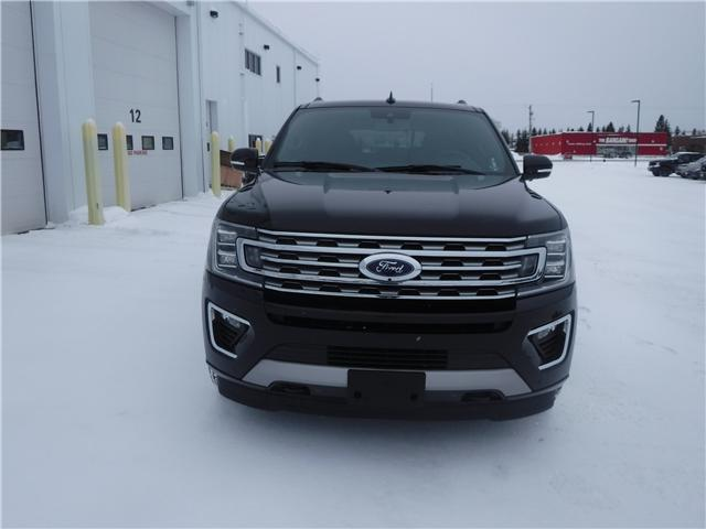 2018 Ford Expedition Max Limited (Stk: U-3738) in Kapuskasing - Image 2 of 15