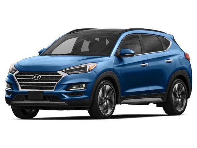 2019 Hyundai Tucson Luxury (Stk: 19315) in Ajax - Image 1 of 3