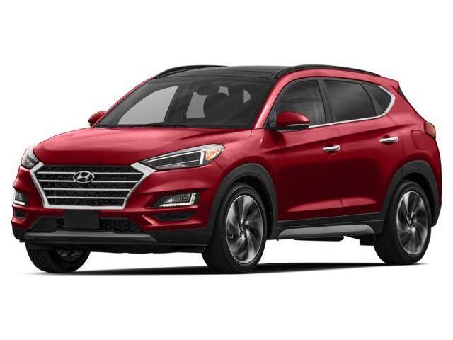 2019 Hyundai Tucson Luxury (Stk: 19342) in Ajax - Image 1 of 3