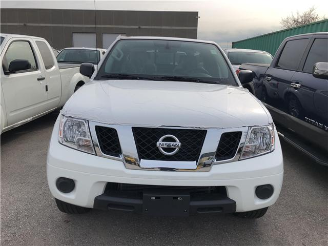 2019 Nissan Frontier SV (Stk: N19063) in Oakville - Image 2 of 5