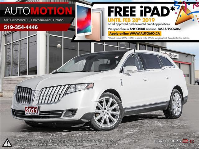 2011 Lincoln MKT Base (Stk: T10912) in Chatham - Image 1 of 27