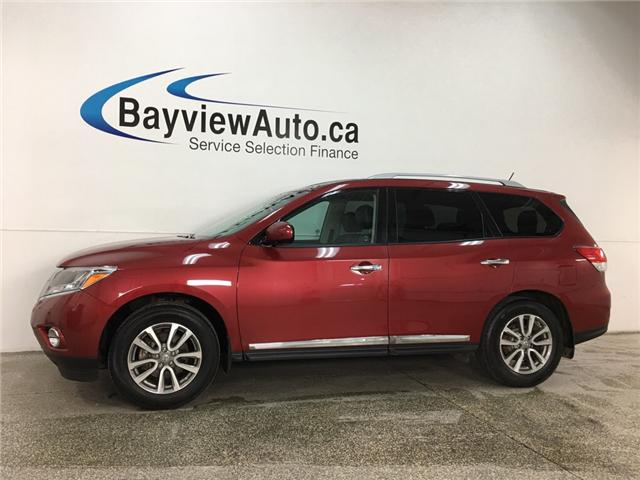 2016 Nissan Pathfinder SL (Stk: 34343R) in Belleville - Image 1 of 29