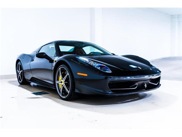 2014 Ferrari 458 Spider Base (Stk: UC1273) in Calgary - Image 1 of 21