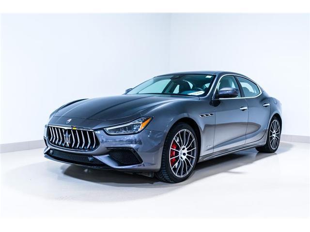 2018 Maserati Ghibli S Q4 GranSport (Stk: 894MC) in Calgary - Image 2 of 17