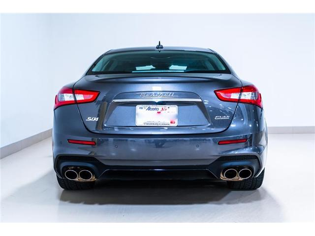 2018 Maserati Ghibli S Q4 GranSport (Stk: 894MC) in Calgary - Image 10 of 17