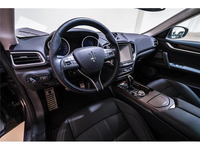 2018 Maserati Ghibli S Q4 GranSport (Stk: 894MC) in Calgary - Image 13 of 17