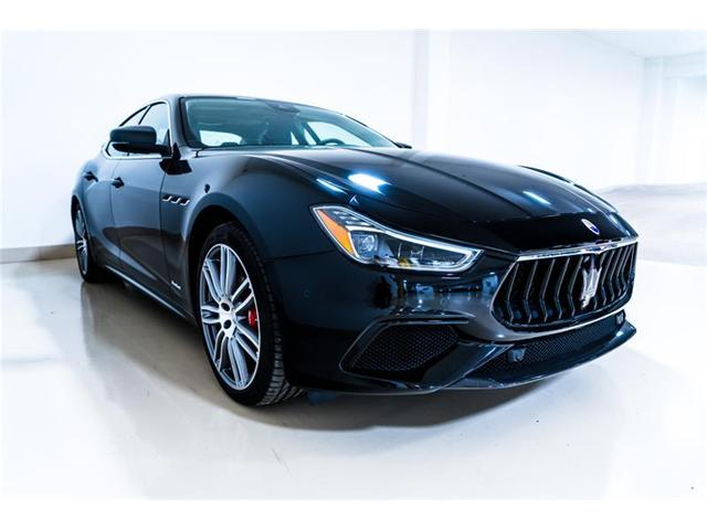 2018 Maserati Ghibli S Q4 GranSport (Stk: 893MCE) in Calgary - Image 1 of 17