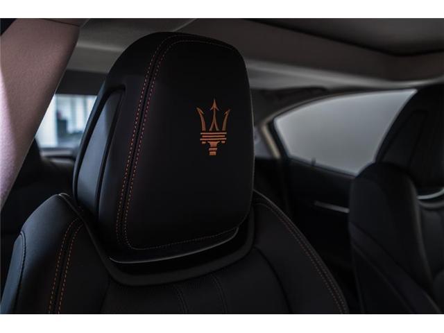 2018 Maserati Ghibli S Q4 GranSport (Stk: 893MCE) in Calgary - Image 15 of 17