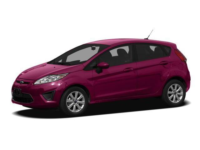 2011 Ford Fiesta SES (Stk: T81112) in Chatham - Image 1 of 2