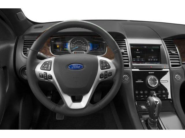 2013 Ford Taurus SEL (Stk: 1998) in Chatham - Image 2 of 2