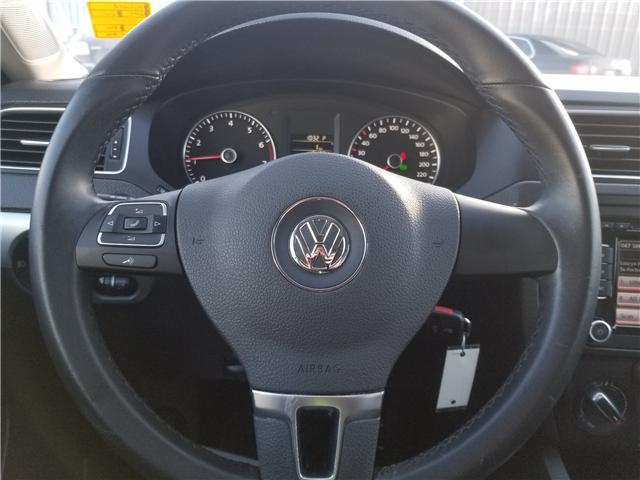 2014 Volkswagen Jetta 1.8 TSI Comfortline (Stk: M19065A) in Saskatoon - Image 10 of 22