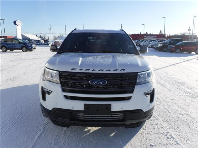 2019 Ford Explorer XLT (Stk: 19-36) in Kapuskasing - Image 2 of 11