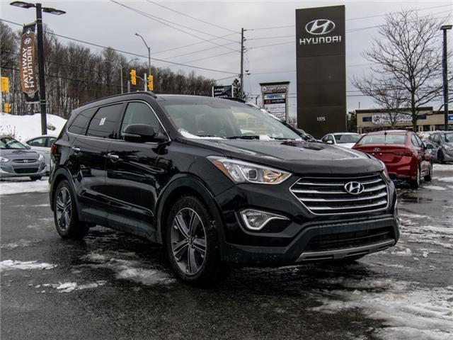 2016 Hyundai Santa Fe XL Limited (Stk: P3250) in Ottawa - Image 1 of 11