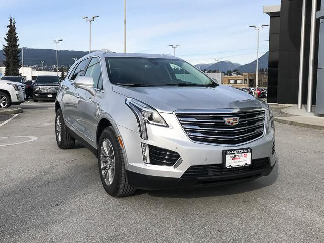 2019 Cadillac XT5 Luxury (Stk: 9D16450) in North Vancouver - Image 2 of 24