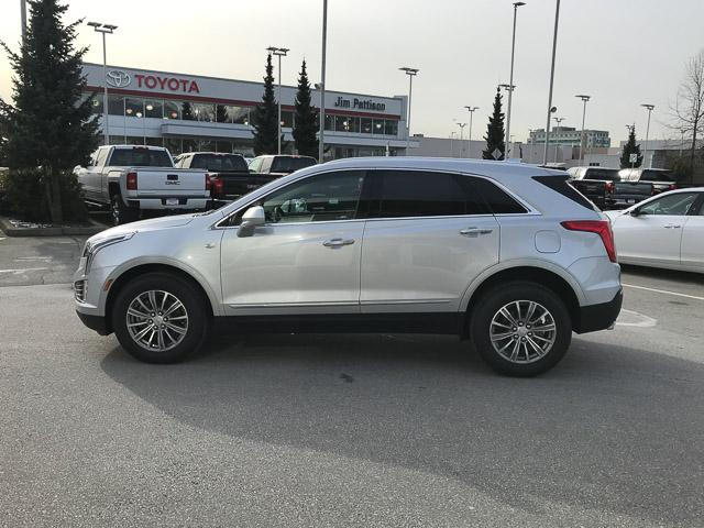 2019 Cadillac XT5 Luxury (Stk: 9D16450) in North Vancouver - Image 7 of 24