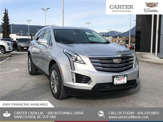 2019 Cadillac XT5 Luxury (Stk: 9D16450) in North Vancouver - Image 1 of 24