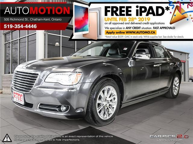 2014 Chrysler 300C Base (Stk: 181328) in Chatham - Image 1 of 27