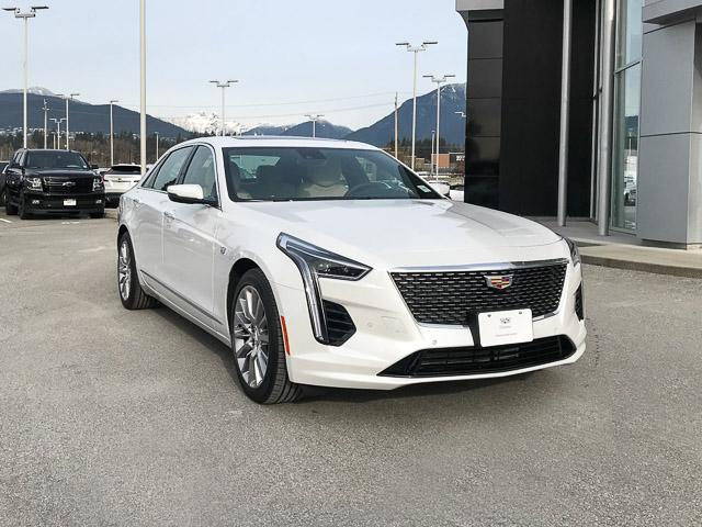 2019 Cadillac CT6 3.6L Luxury (Stk: 9D49960) in North Vancouver - Image 2 of 24