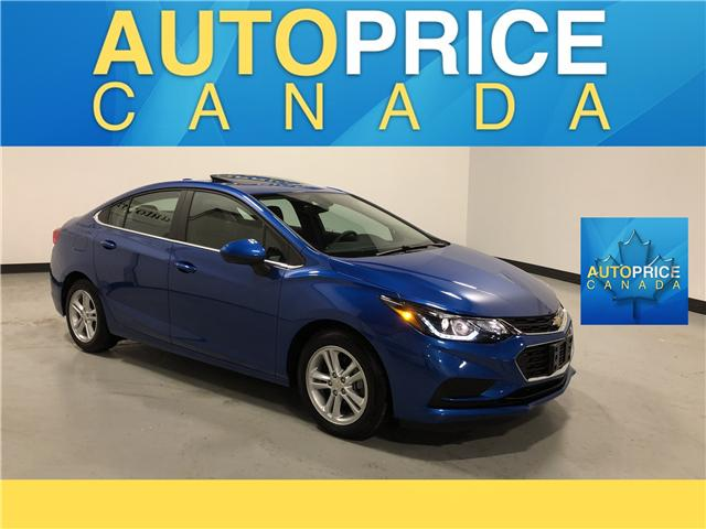 2018 Chevrolet Cruze LT Auto (Stk: F0097) in Mississauga - Image 1 of 26