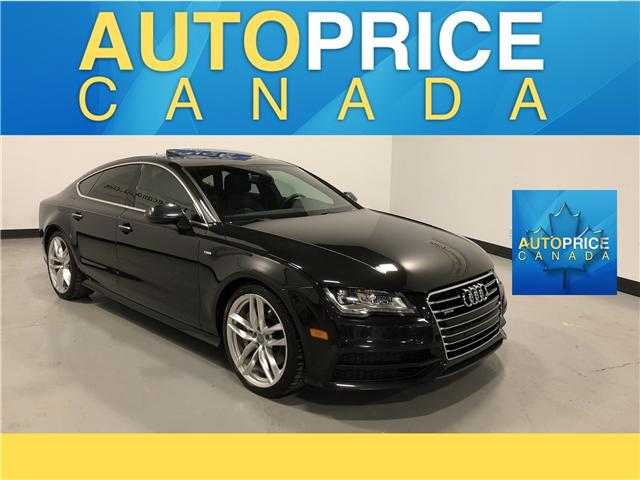 2015 Audi A7 3.0T Technik (Stk: W0091) in Mississauga - Image 1 of 27