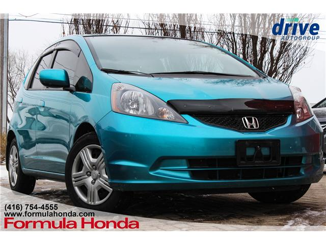 2014 Honda Fit LX (Stk: B10951) in Scarborough - Image 1 of 16