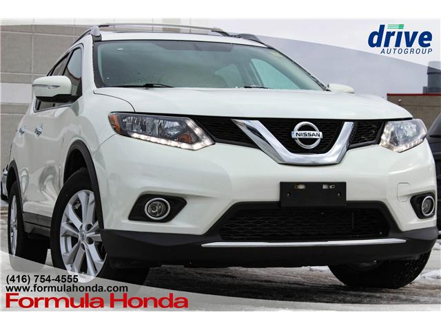 2015 Nissan Rogue SV (Stk: B10959) in Scarborough - Image 1 of 26