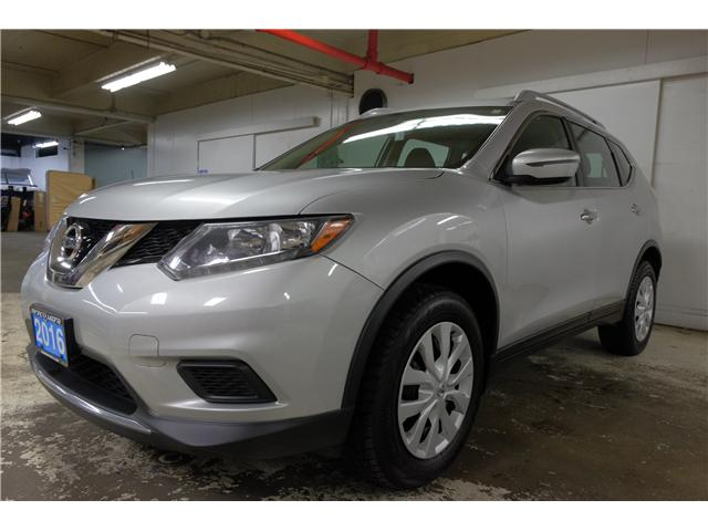 2016 Nissan Rogue S (Stk: 7856A) in Victoria - Image 4 of 25