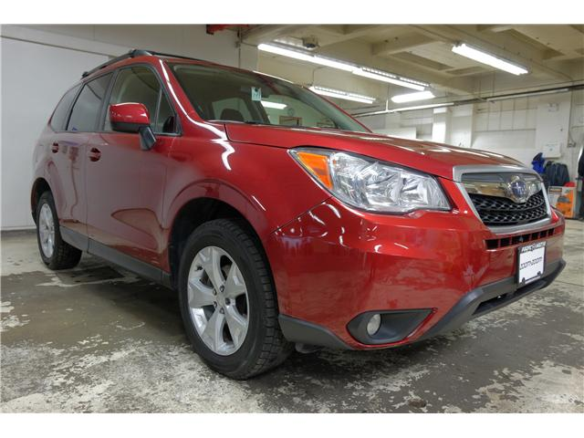 2016 Subaru Forester 2.5i Convenience Package (Stk: 7853A) in Victoria - Image 1 of 20