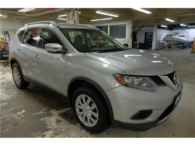 2016 Nissan Rogue S (Stk: 7856A) in Victoria - Image 10 of 25