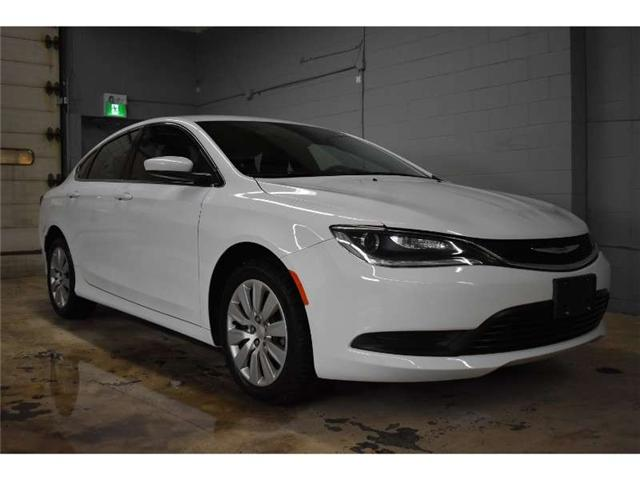 2016 Chrysler 200 LX - PUSH START * SAT RADIO * LOW KM (Stk: B3220) in Cornwall - Image 2 of 30