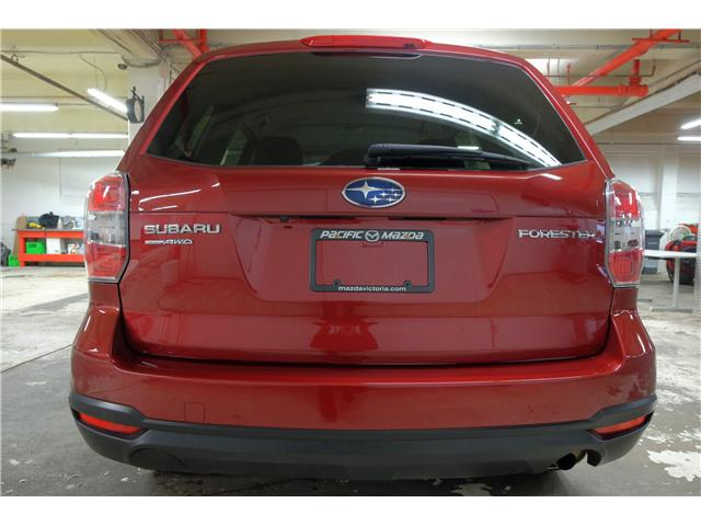 2016 Subaru Forester 2.5i Convenience Package (Stk: 7853A) in Victoria - Image 6 of 20