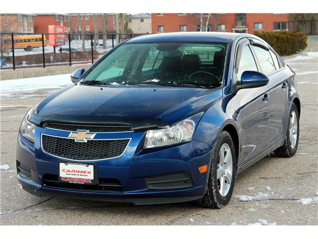2013 Chevrolet Cruze LT Turbo (Stk: 1902047) in Waterloo - Image 1 of 26
